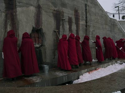 'The Handmaid's Tale' Finally Hints at What Caused Infertility