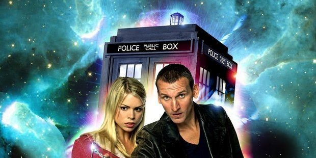 Looks Like Eccleston and 'Doctor Who' Have Finally Made Up