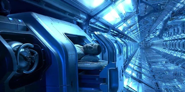 cryogenic cryonic freezing
