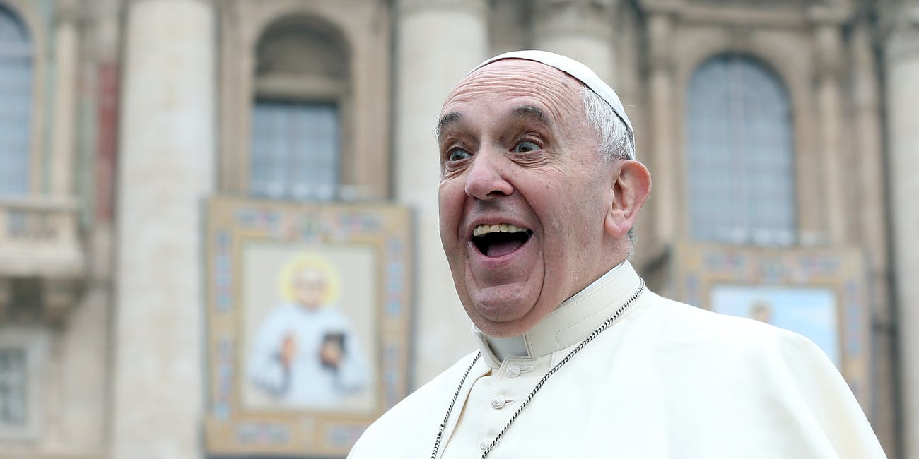 Pope Francis Social Media Secrets South By Southwest Twitter Instagram Bishop