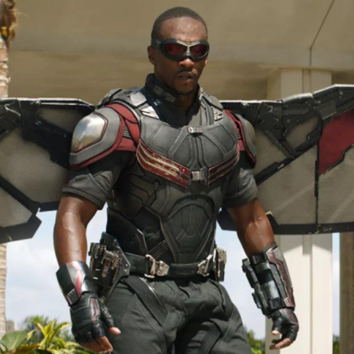 'Falcon and Winter Soldier' set photo leak reveals Cap's evil replacement