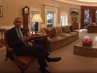 This White House VR Tour Will Feed Your Obama Nostalgia