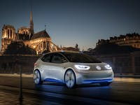 Volkswagen electric car