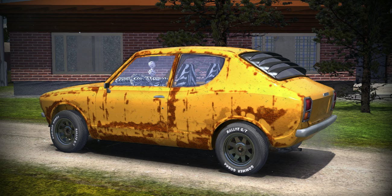 Car Games 2016 >> My Summer Car Opts For A Virtual Finnish Summer Inverse