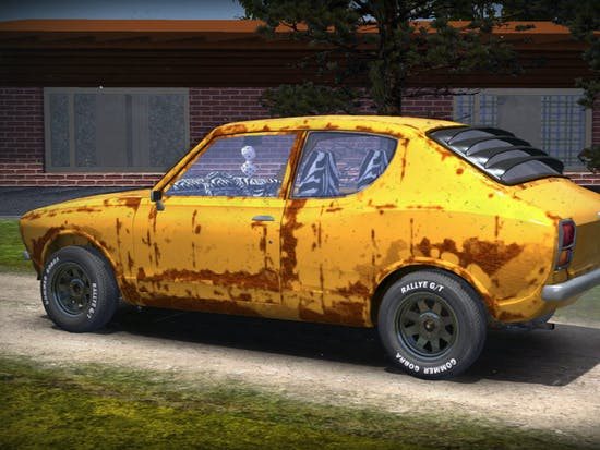 'My Summer Car' Is for People Who Don't Like Car Games