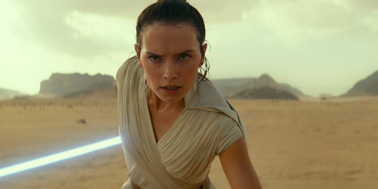 Star Wars The Rise of Skywalker Zorri Rey