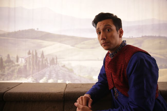 Sergie Osuna as Rafe on 'The Magicians'.