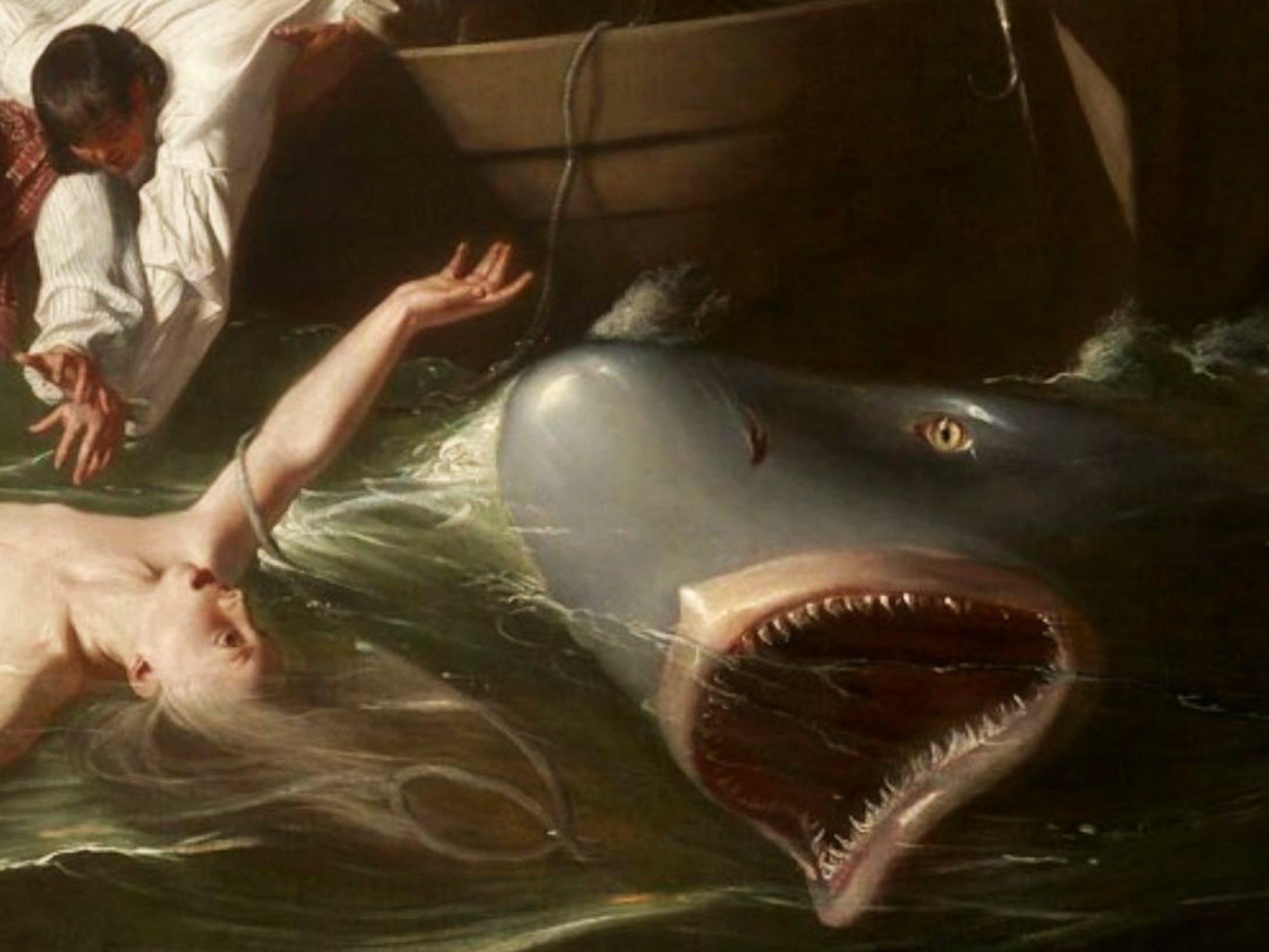 Shark Week Origin John Singleton