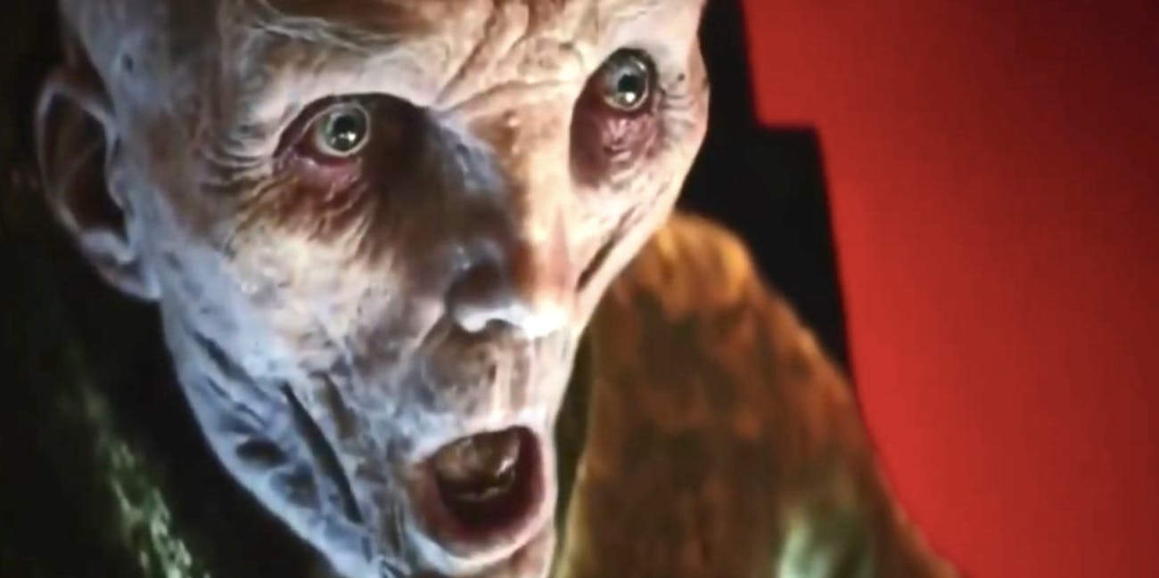 star wars rise of skywalker spoilers snoke yoda connection