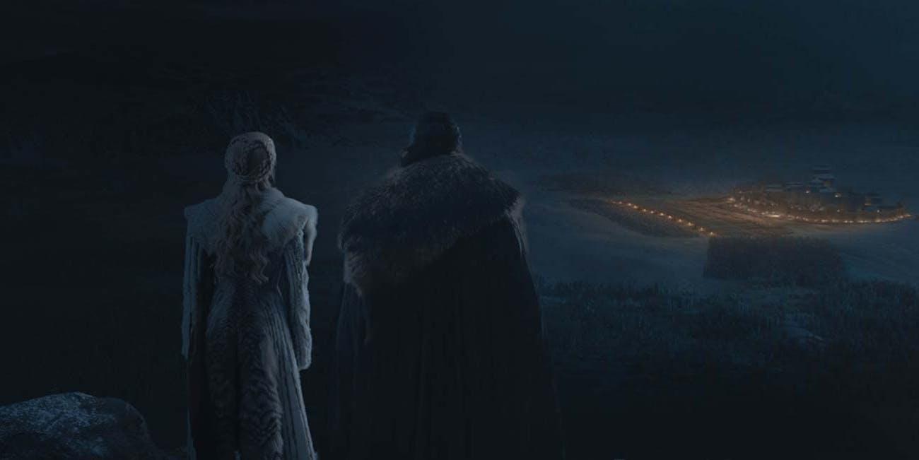 Game of Thrones' Season 8, Episode 3 Brightened Trailer Has a Big