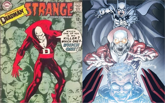 deadman dc comics