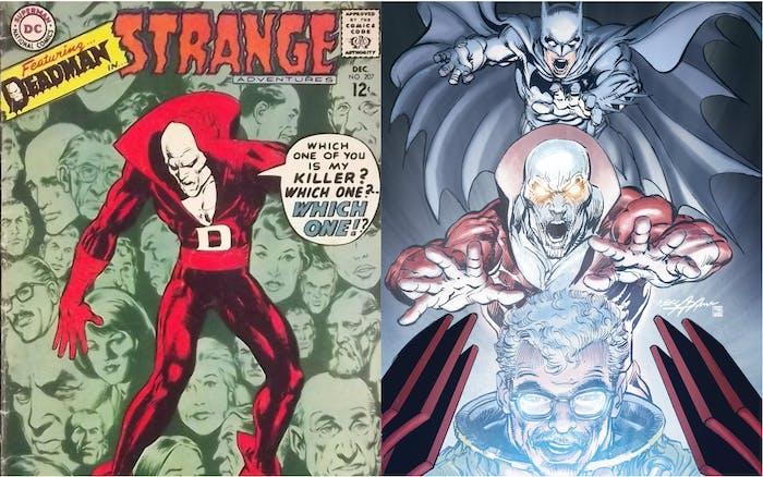 deadman dc comics