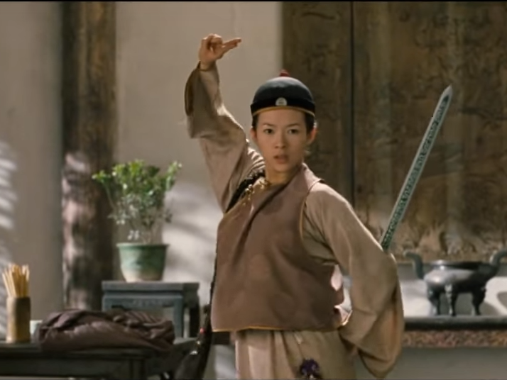 The Physics of Martial Arts in 'Crouching Tiger, Hidden Dragon' Explained