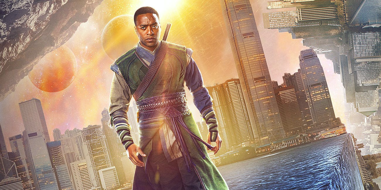 Chiwetel Ejifor as Baron Mordo in Doctor Strange (2016)
