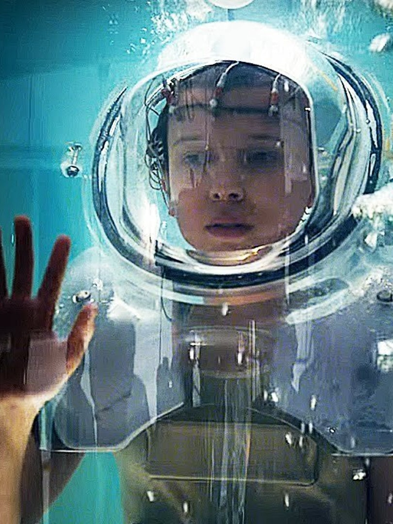 """The character Eleven experiences sensory deprivation in """"Stranger Things."""""""