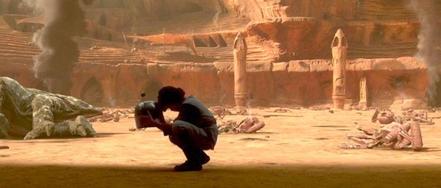 Alas poor Jango! I knew him Count Dooku!