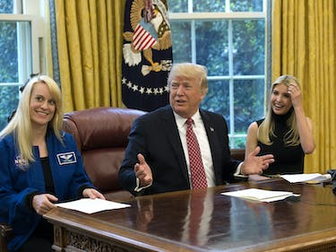 No One Knows If Trump is Serious About Going to Mars by 2024