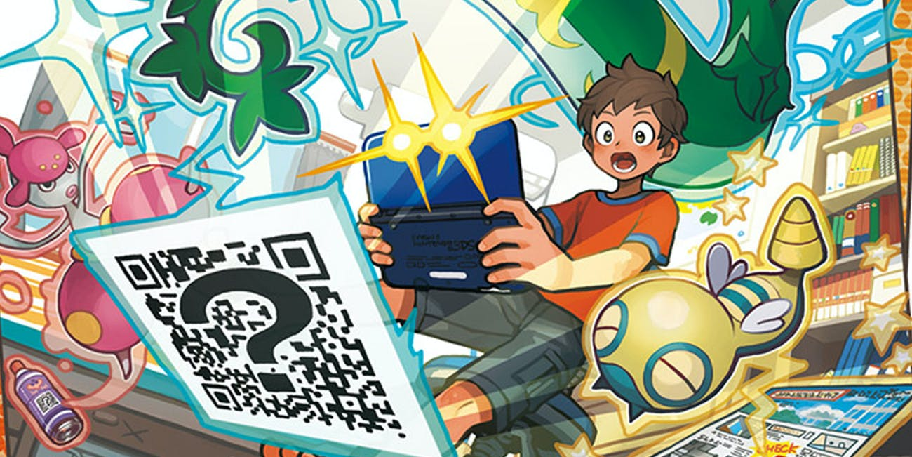 The best way to use island scan in pokemon sun and moon inverse if you want to catch em all you gotta hunt down all the qr codes thecheapjerseys Image collections