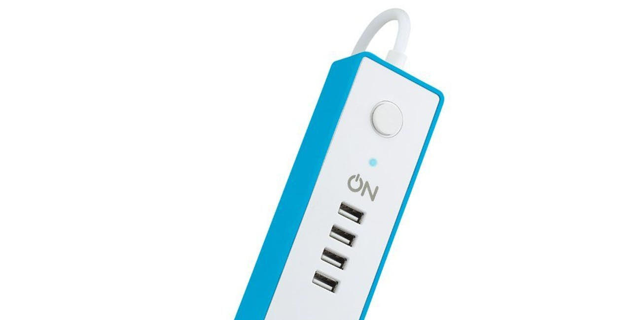7 Best Extension Cords That Arent Eyesores Inverse Household Electrical Switch Wiring On Smart Solution Power Strip