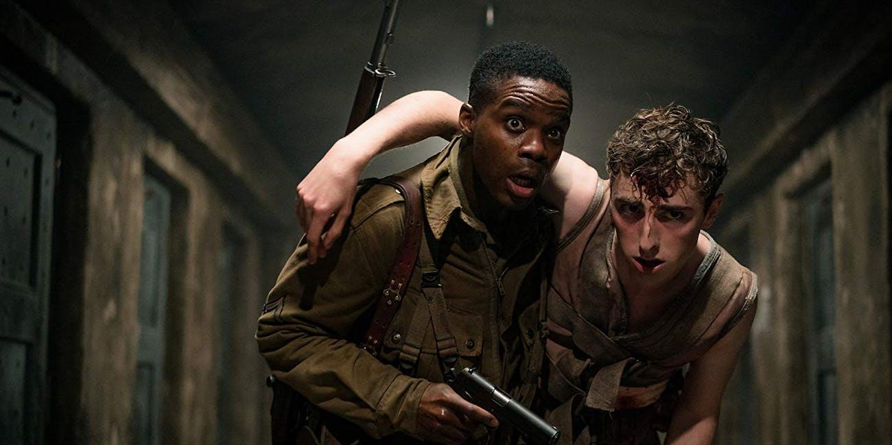 'Overlord' Boyce and Rosenfeld
