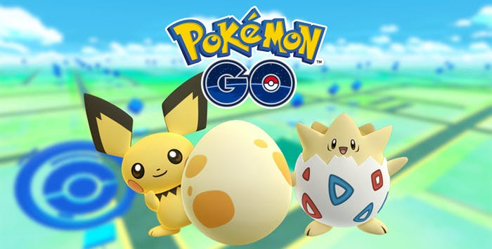 Pichu and Togepi are confirmed for the update -- but they only hatch from eggs.
