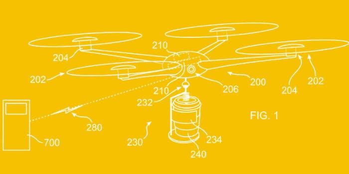 IBM Coffee Drone