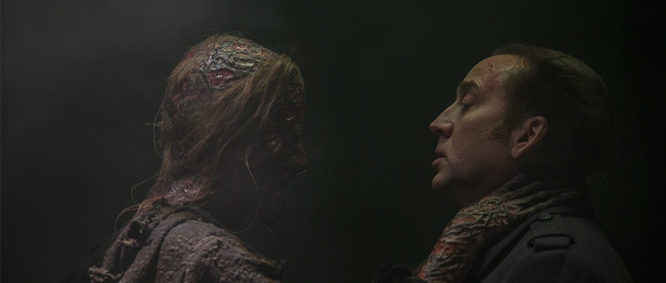 nic cage horror movie pay the ghost