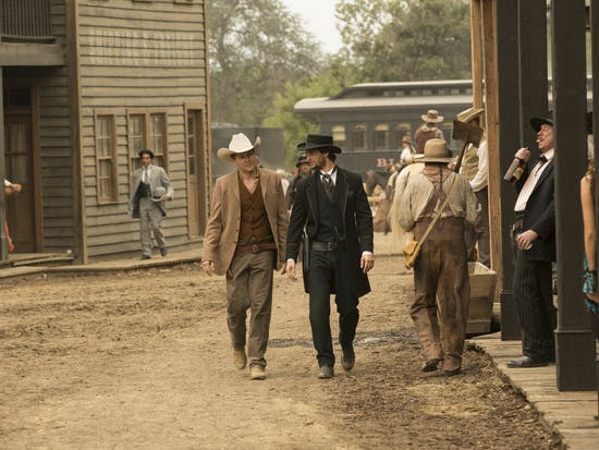 Inside the 'Westworld' Set's Luxury Dystopian Cowboy Disneyland