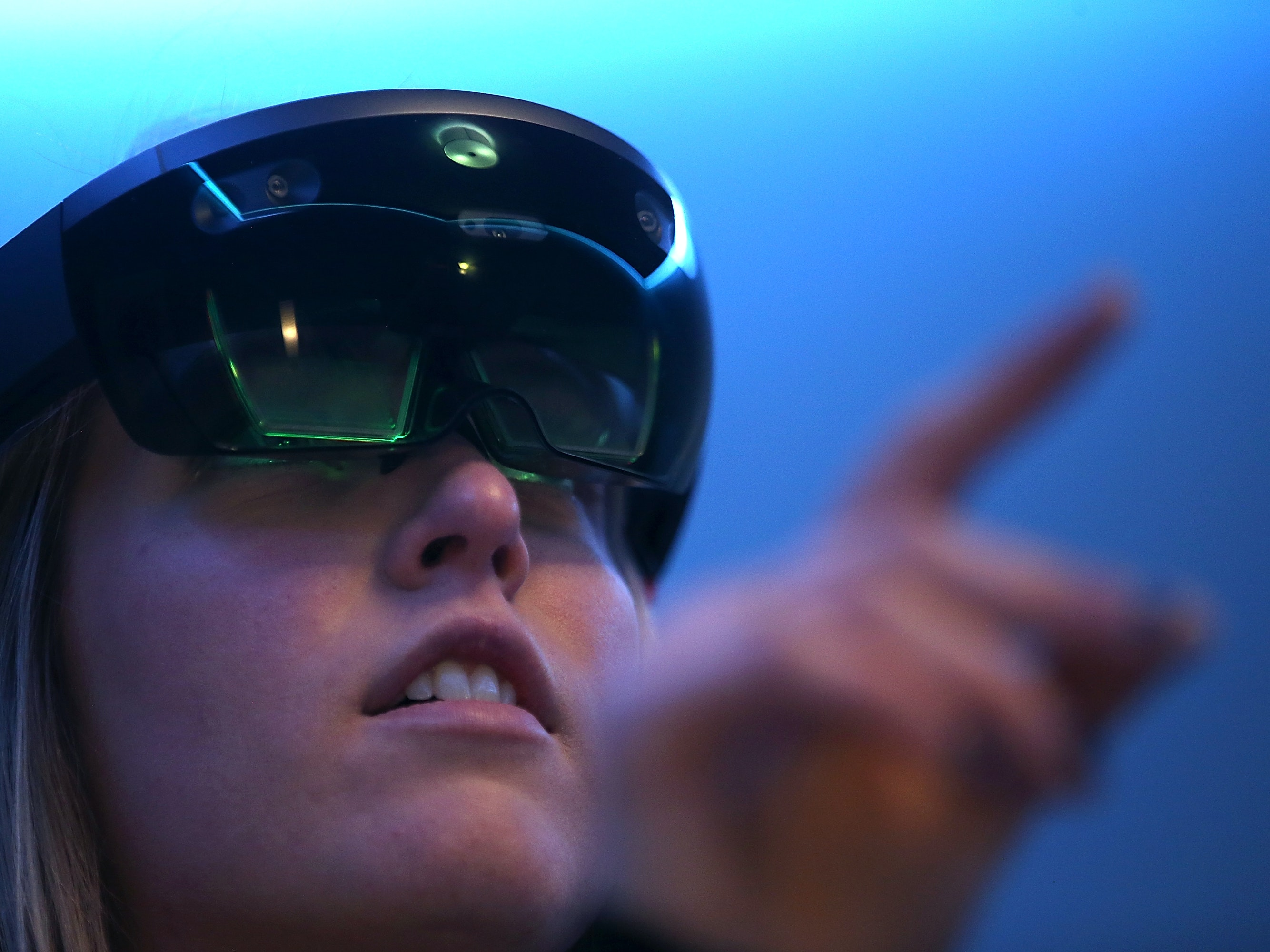 Augmented reality offers so much more than information at the tap of a finger.