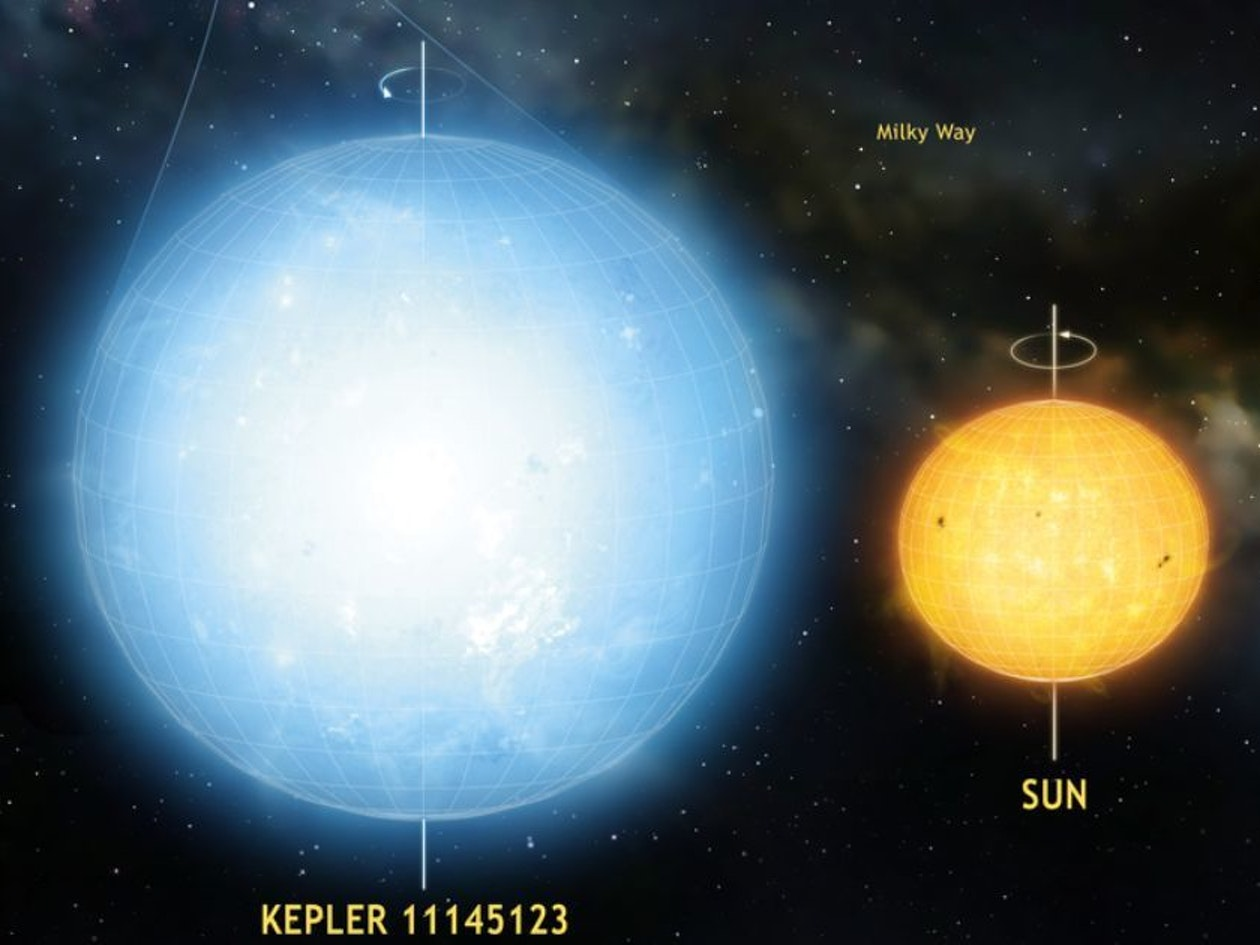 Scientists discovered the roundest object in the universe.