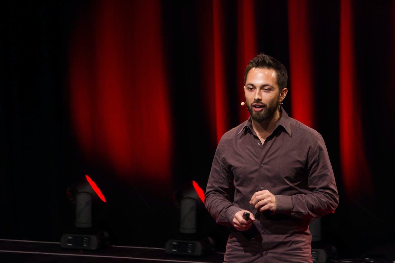 Derek Muller | Science Communicator | TED@Sydney