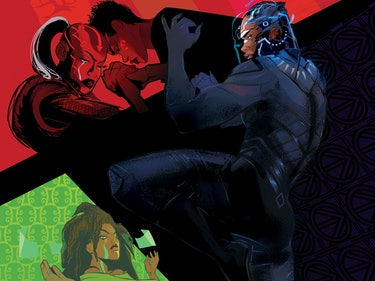 Roxane Gay's New 'World of Wakanda' Will Break Your Heart