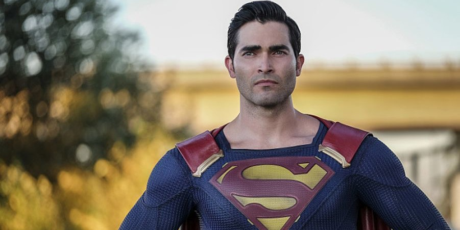 Superman finally came to 'Supergirl'