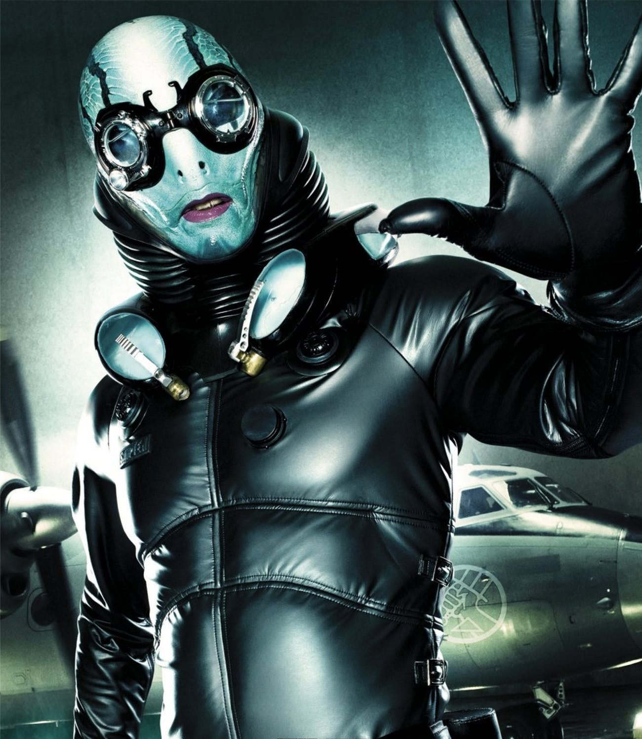 Doug Jones Shape of Water Hellboy