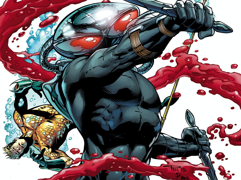 Black Manta in DC's 'Aquaman'