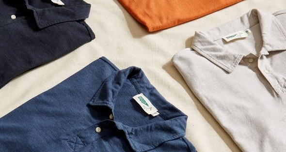 The Best Polos and T-Shirts for You This Summer