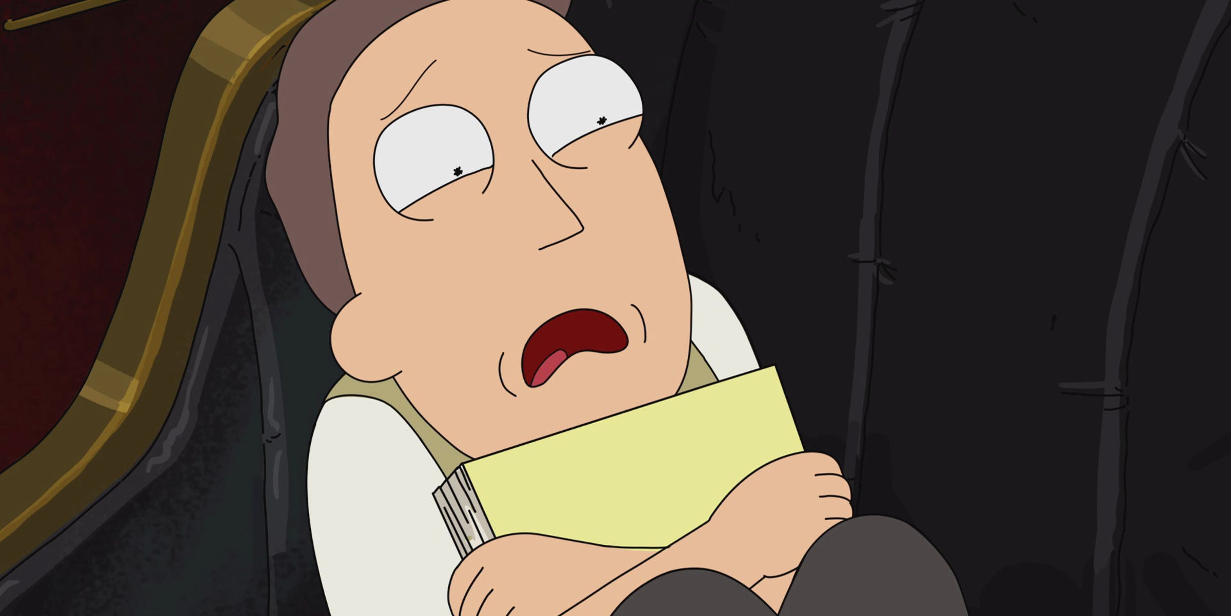 """'Rick and Morty' """"Ricksy Business"""""""
