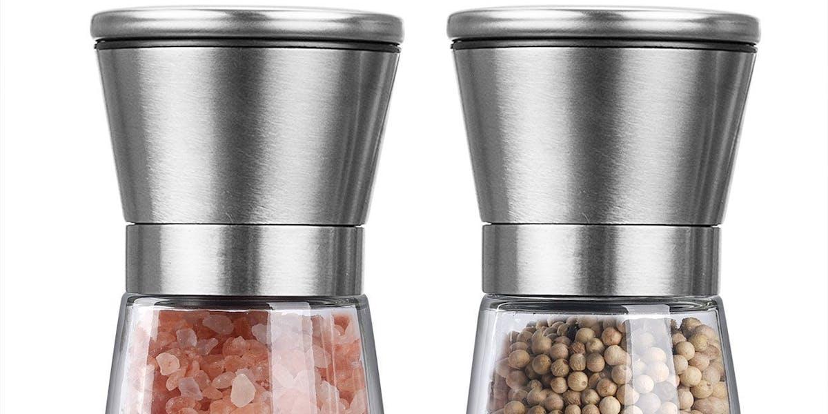 salt grinders