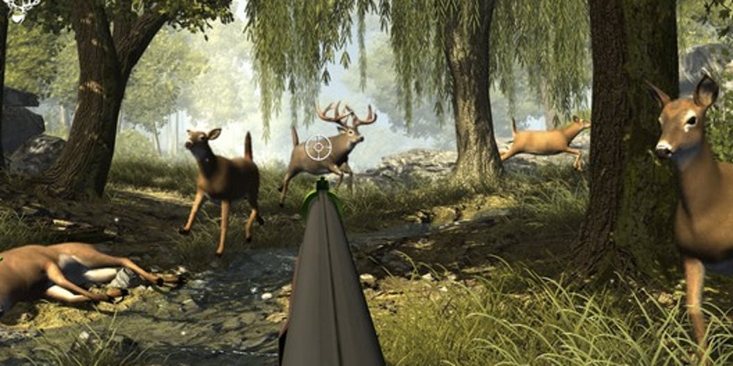 Big Buck Hunter is gaining fame in Washington, D.C.