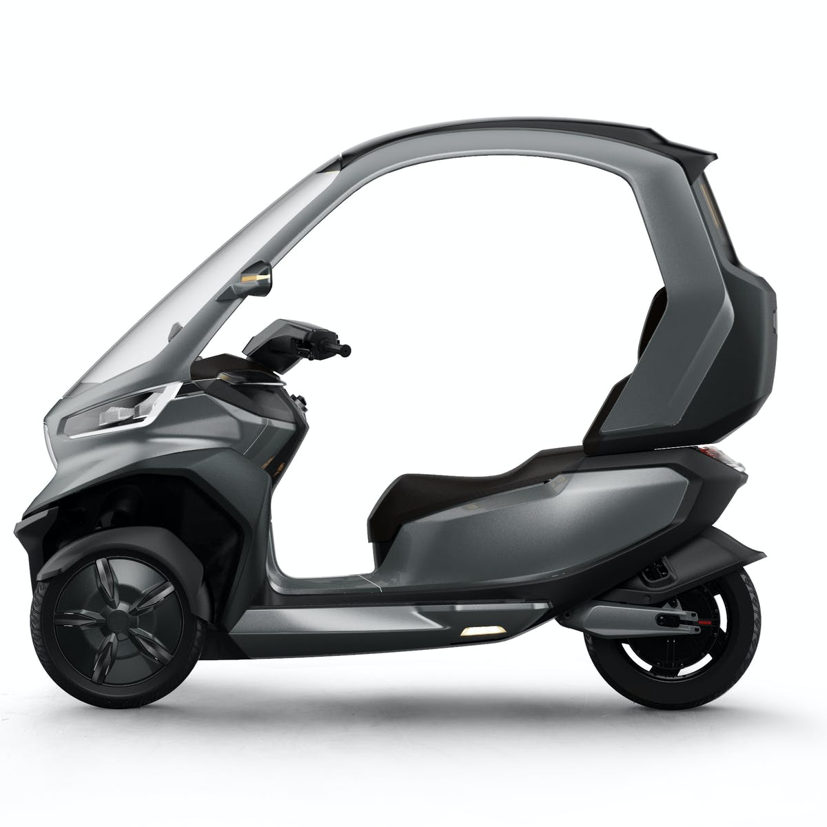Niu launches self-balancing electric moped ahead of major U.S. debut