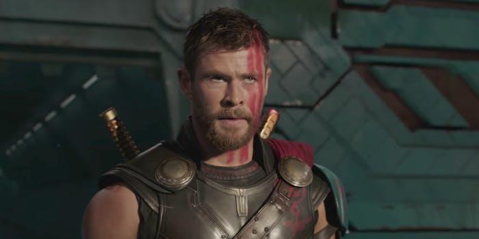 Thor Ragnarok Civil War