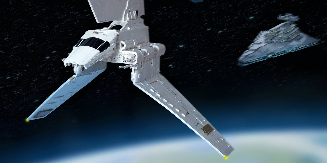Shuttle Tydirium Flight 3