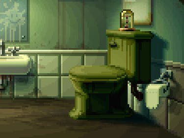 'Thimbleweed Park' Includes a Toggle for Toilet Paper Holders