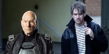 Dan Stevens really wants Patrick Stewart to play his father on 'Legion.'