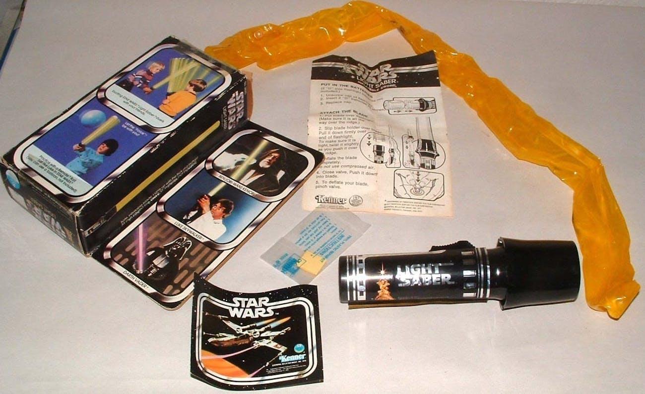 Star Wars Kenner Lightsaber