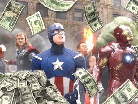 Marvel's Weird Avengers Comic About Banking Is Kind of Great