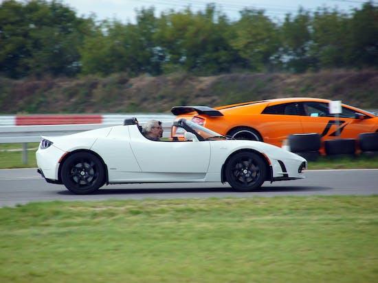 How Fast Will Autonomous Cars Go? 200 MPH
