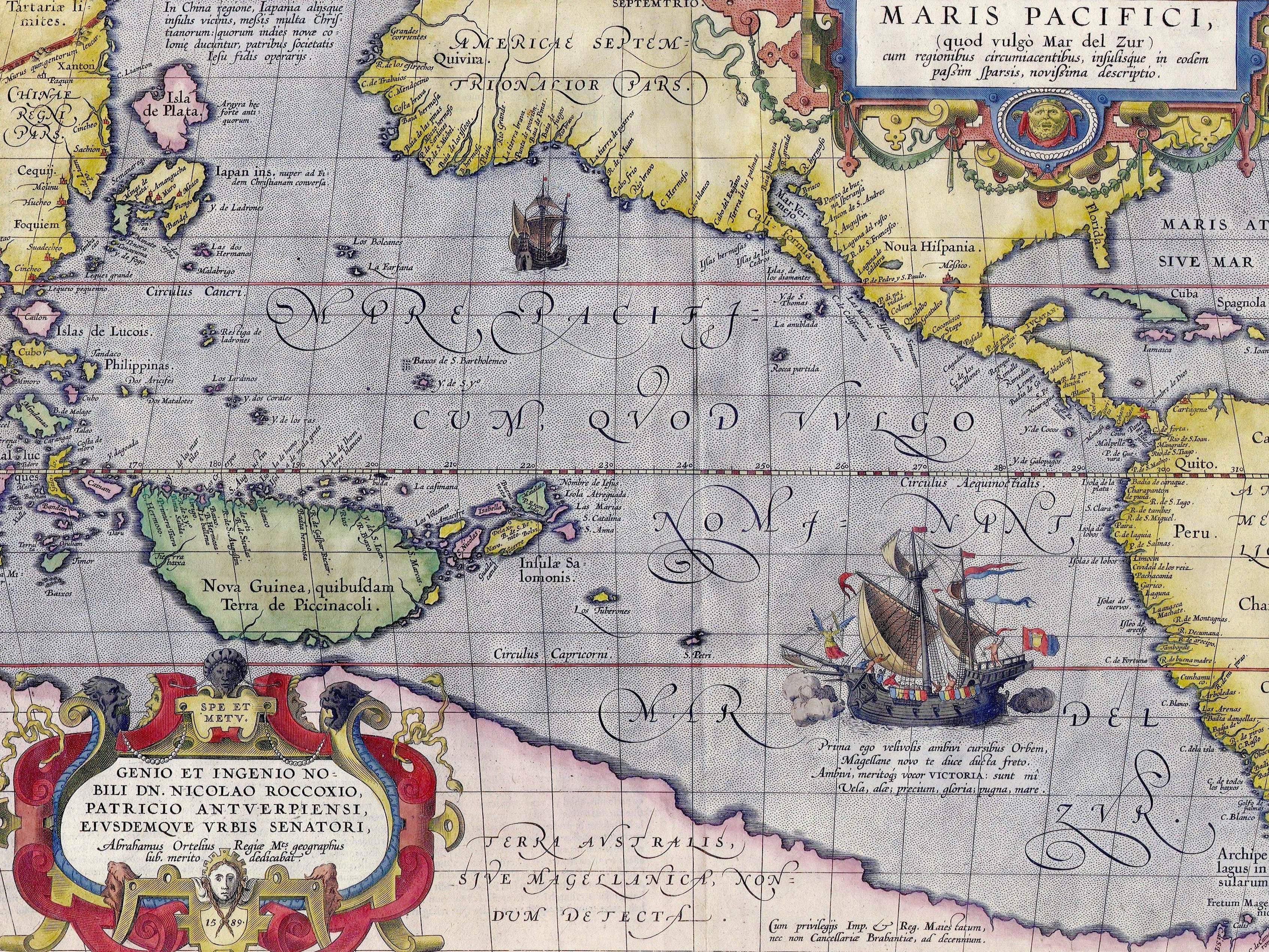 Concept Map Of Continental Drift.Abraham Ortelius 6 Maps That Illustrate His Idea Of Continental