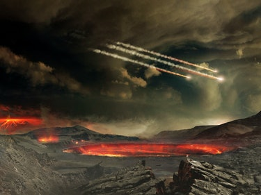 The 7 Worst Immediate Effects of an Asteroid Hitting Earth, Ranked