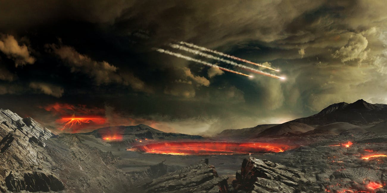 the 7 worst immediate effects of an asteroid hitting earth ranked